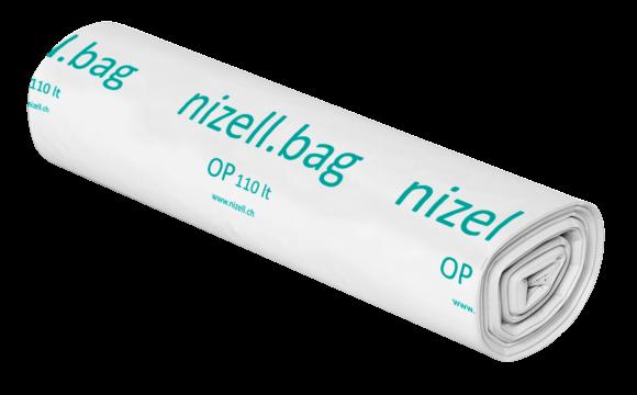 nizell.bag – Der erste OP-Sack