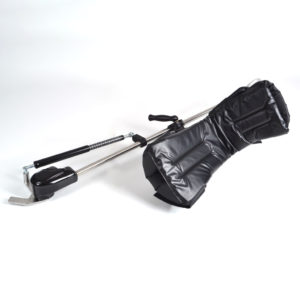 Nizell Beinstuetzen Standard schwarz NY 422