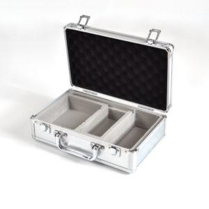 Nizell Koffer Wireless Sonde UProtab-caseAlu1