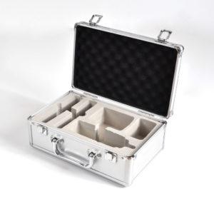 Nizell Koffer Wireless Sonde UProtab-caseAlu2