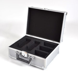 Nizell Koffer Wireless Sonde UProtab-caseAlu5