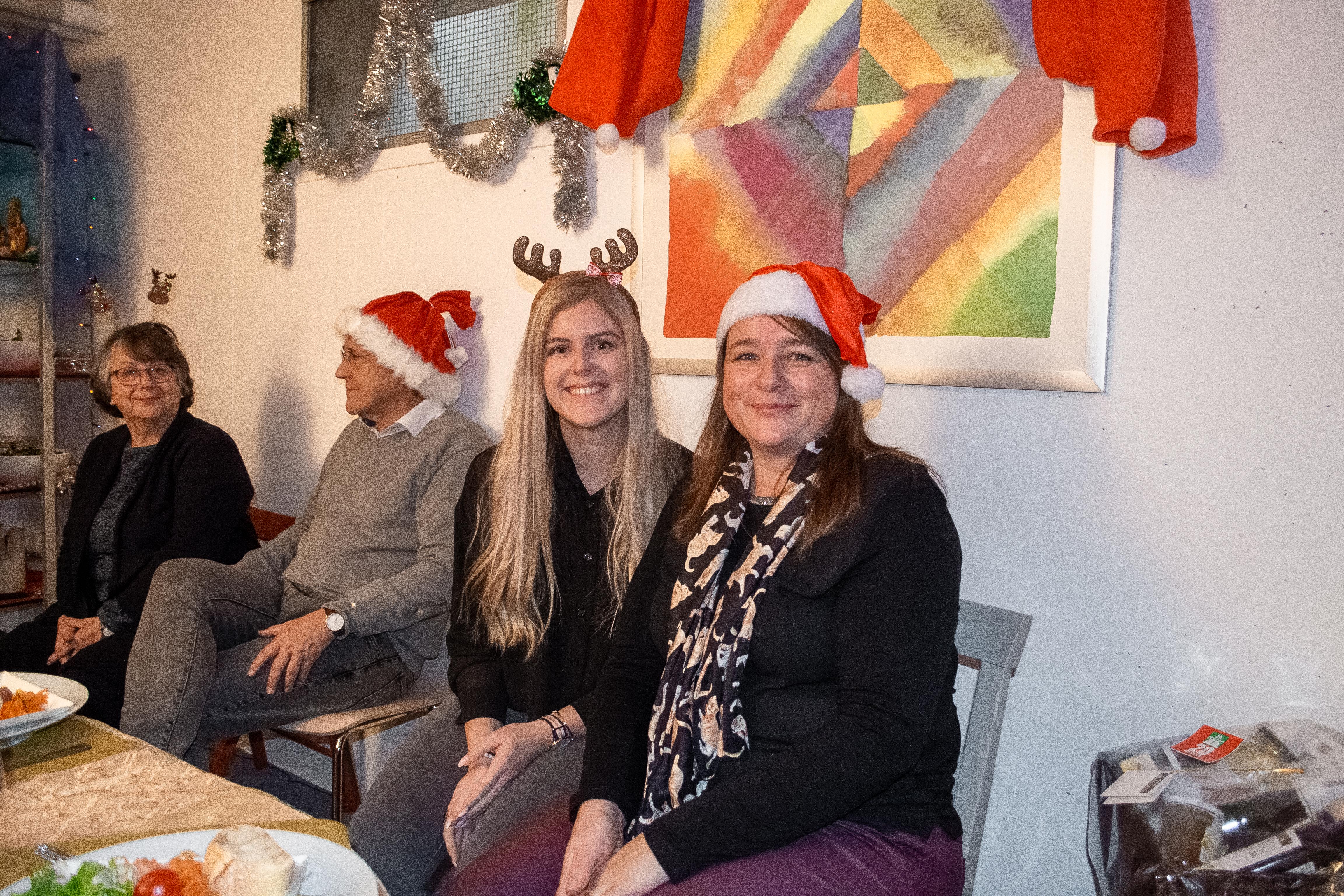 Nizell Weihnachtsessen 2019