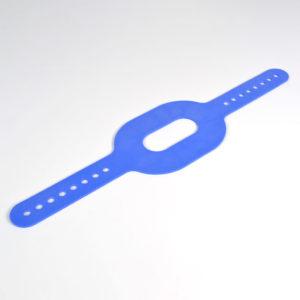 Nizell Kopfbefestigung Gummi blau NU 968