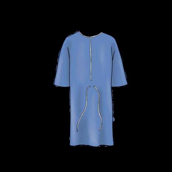 Nizell Patientenhemden Einweg