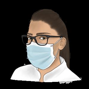 Gesichtsmaske Typ II R